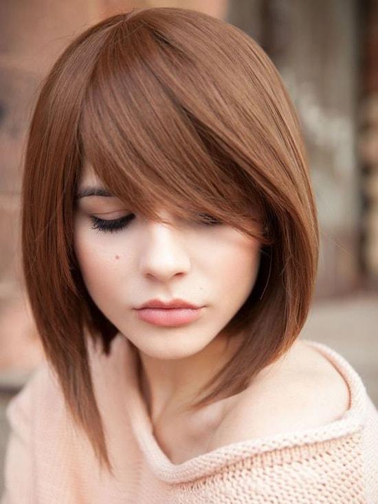 боб-каре права коса