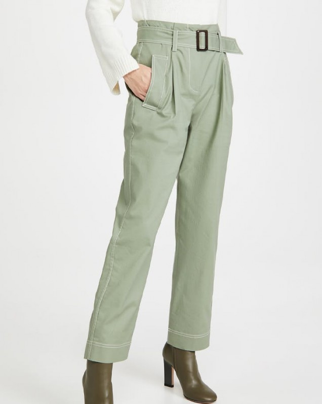 панталоните на татко с колан