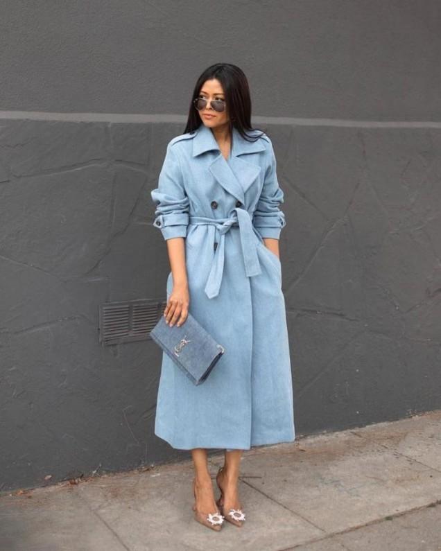 елегантно пролетно палто