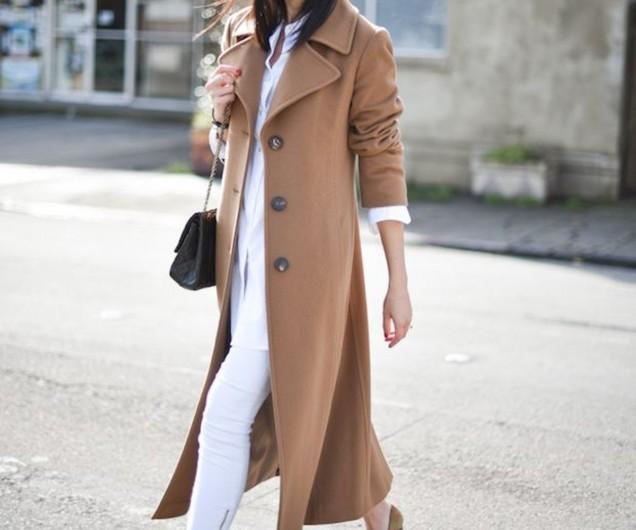 дълго палто