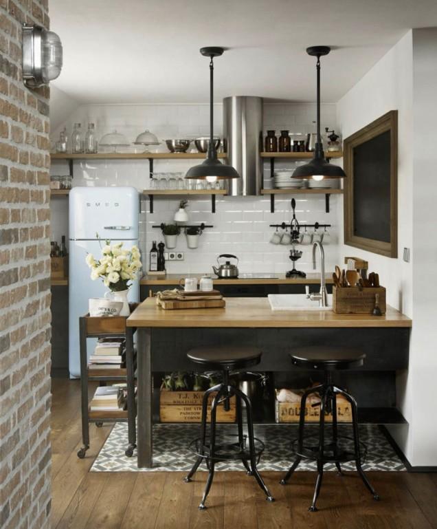 кукленска малка кухня