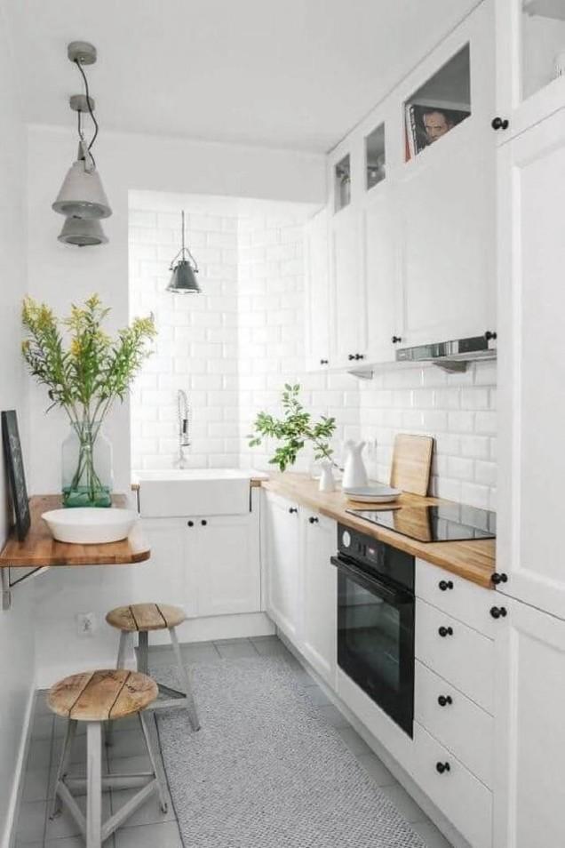 подредба малка кухня