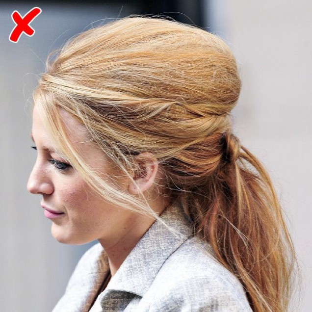 ретро стайлинг коса