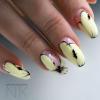 жълти пеперудки