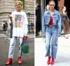 10 идеи как да носите дънките, за да имате перфекната визия (снимки)