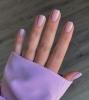 елегантен лилав френч