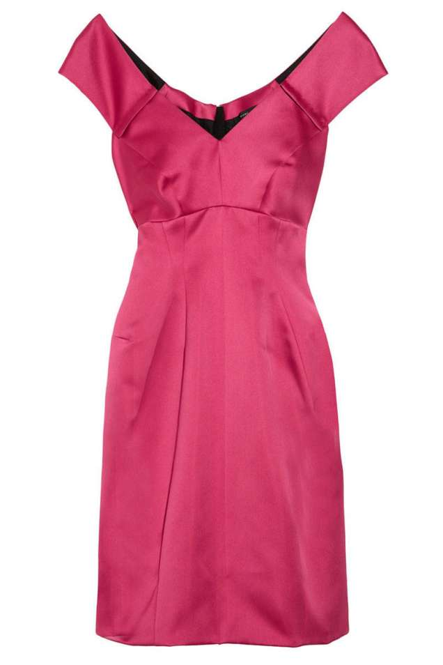 Розова рокля от Marc Jacobs