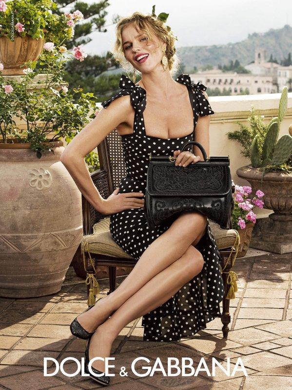 Красота и стил от Dolce Gabbana