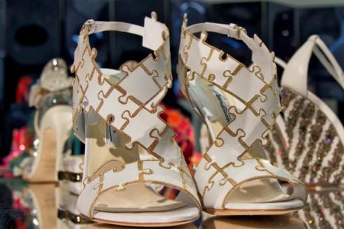 Обувки пъзел