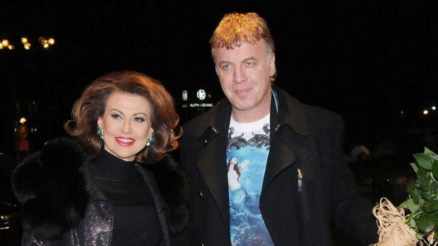 Наско Сираков и Илиана Раева