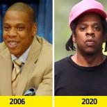 Джей Зи преди и сега