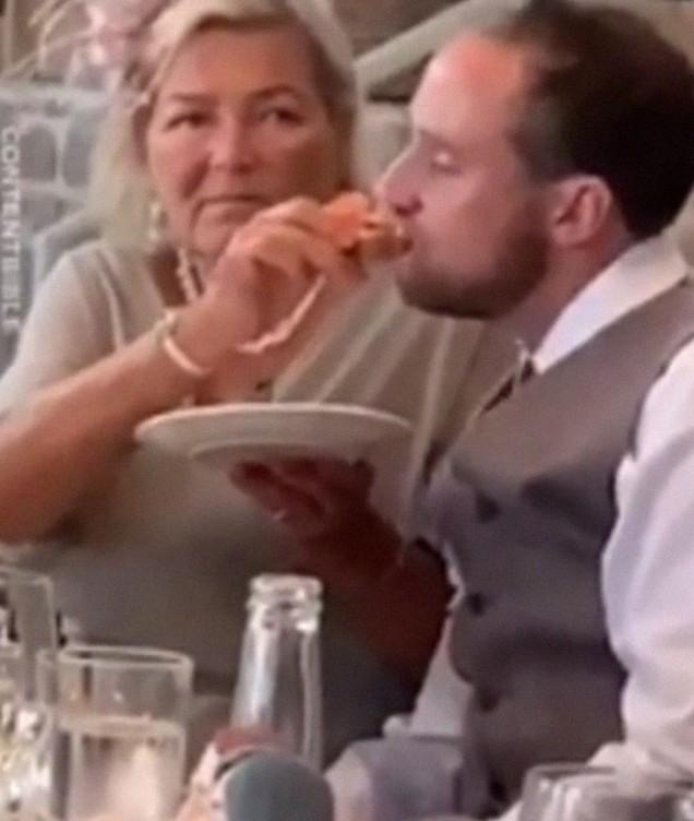 смешни сватбени снимки