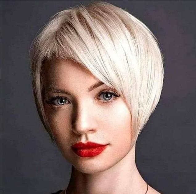прическа Москвичка руса коса