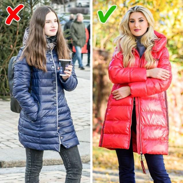 съчетание на дънки с яке