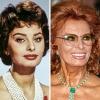 София Лорен преди и сега