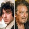Ал Пачино преди и сега