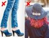 8 безумни грешки, които всички правим, когато носим дънки - резултатът е селяния до шия! (Снимки):