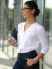 блуза бизнес-стил