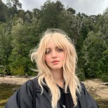 прическа Вълчица дълга коса