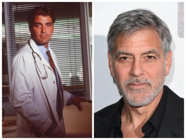 Джордж Клуни Спешно отделение