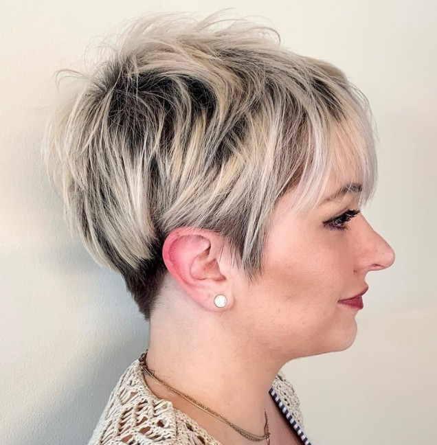 къса коса 2021