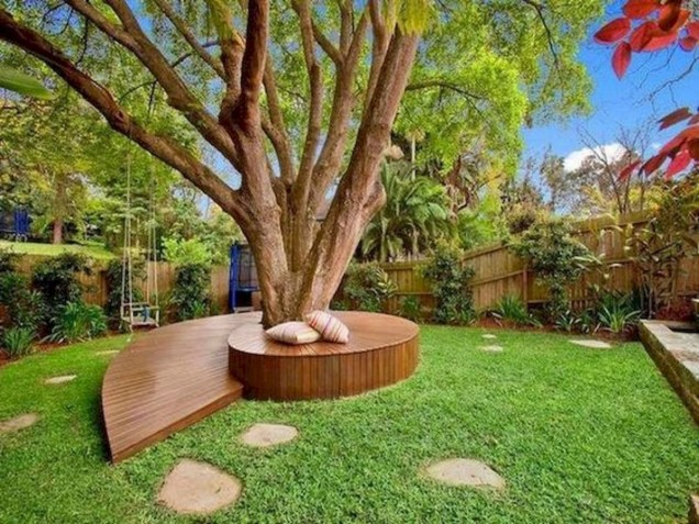 пейка под дървото идеи