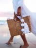 лятна плетена чанта