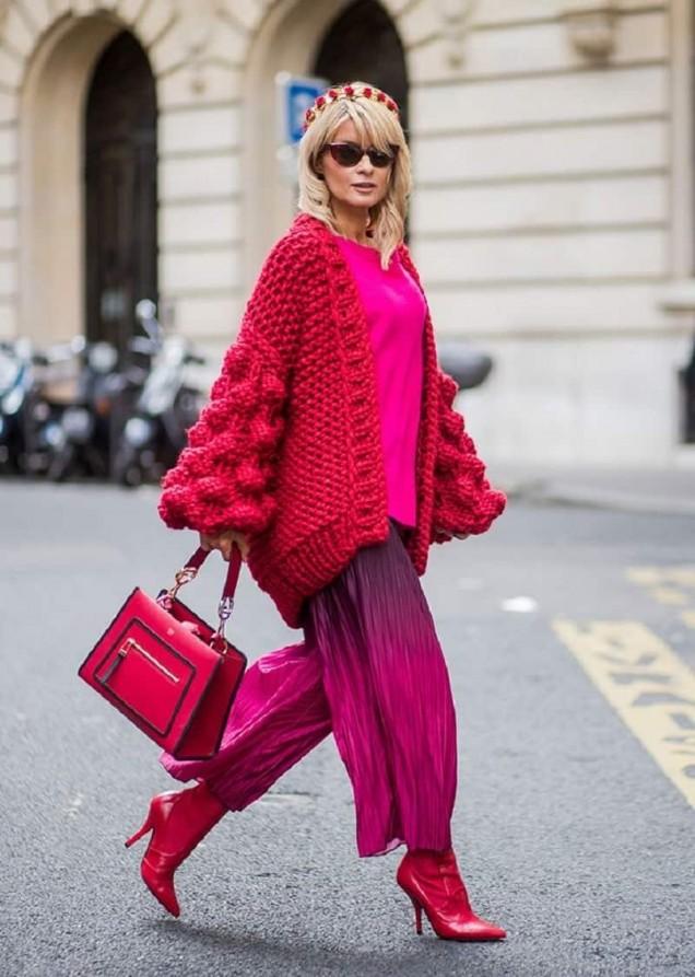 плетени дрехи