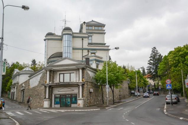 къщата на Цеца Величкович