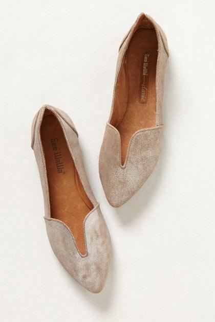 Обувки тип балеринки 2014