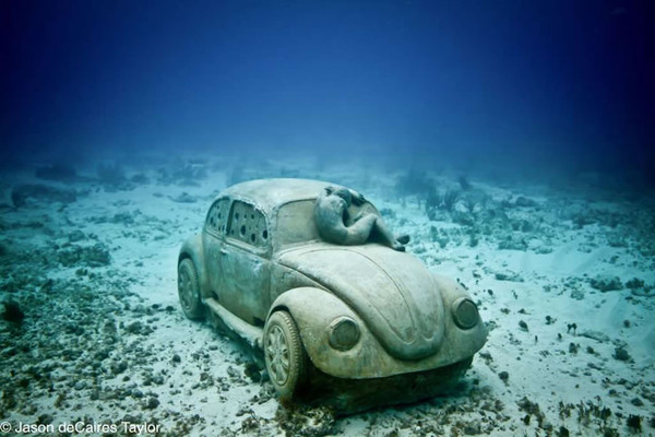 Музей под водата