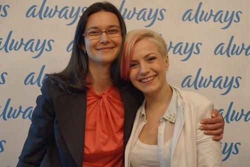 Евелина Павлова и Поли Генова