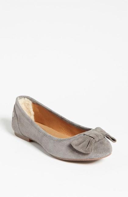 Обувки балеринки за 2014