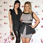 Джесика Симпсън със сестра си Ашли Симпсън