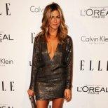 Дженифър Анистън на партито на Elle в чест на жените в Холивуд