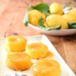 Лимонов пудинг