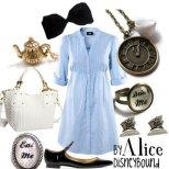 Сет Алиса в Страната на чудесата