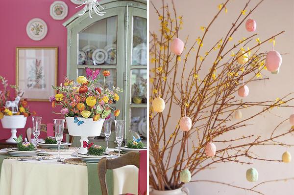 Декорация на дома за Великден