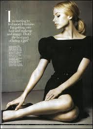 Аврил Лавин фотосесия за Chanel