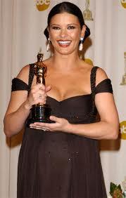 Катрин Зита-Джоунс с Оскар за най-добра поддържаща женска роля в Чикаго, Оскари 2003