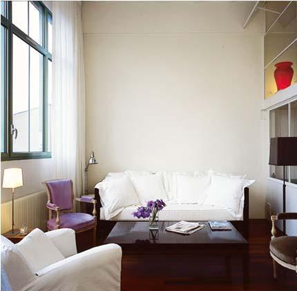 Интерир за много малък апартамент