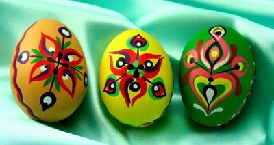 Полски великденски яйца