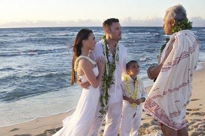 Хавайската сватба на Меган Фокс и Брайън Остин Грийн