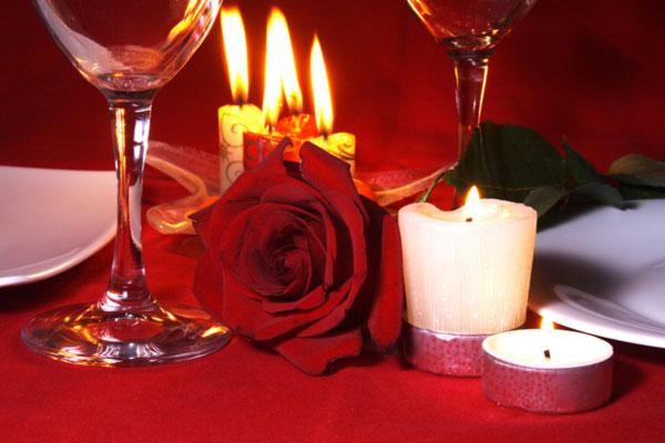 украса за Свети Валентин