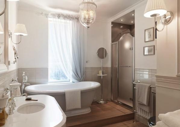 Приказен апартамент в Петербург - баня