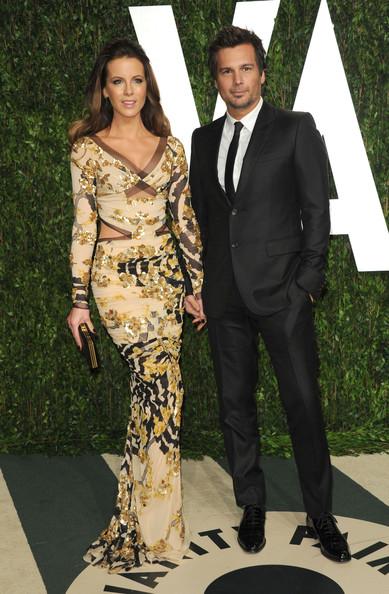 Кейт Бекинсейл на партито на Vanity Fair за Оскари 2012