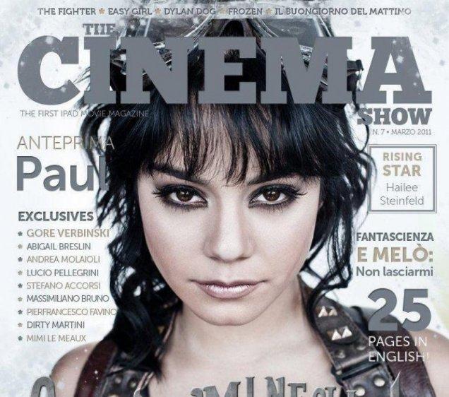 Ванеса Хъджънс за сп. Cinema