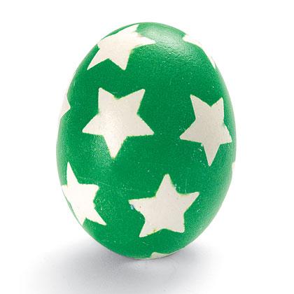 Великденско яйце със звезди