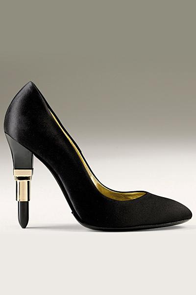 Обувки на висок стилизиран ток Alberto Guardiani Есен-Зима 2011