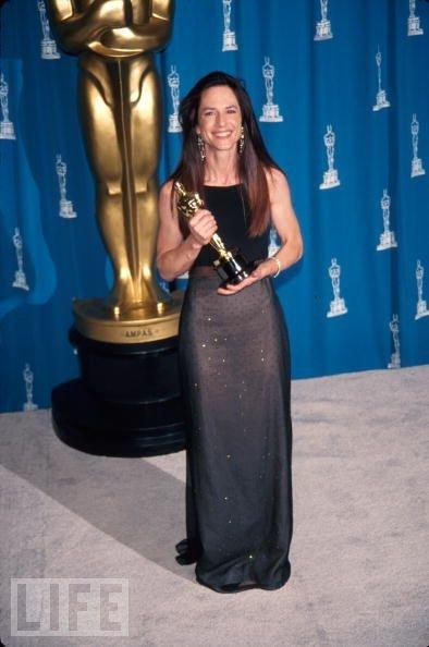 Холи Хънтър с Оскар за най-добра актриса в Пианото, Оскари 1994